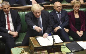 Μεγάλη Βρετανία: Μικρή πτώση των ποσοστών για το κόμμα του Τζόνσον