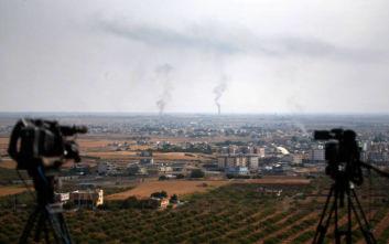 Ραγδαίες εξελίξεις στη Συρία: Οι Κούρδοι μαχητές αποχώρησαν και οι ΗΠΑ περιμένουν τη μόνιμη εκεχειρία