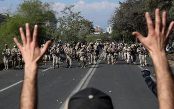 Έκκληση Βιδάλ και Μπράβο στους Χιλιανούς πολιτικούς: Ακούστε για μία φορά τον λαό