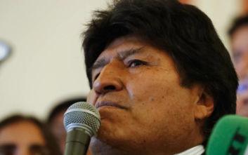 Προεδρικές εκλογές στη Βολιβία: Ο Μοράλες πιστεύει ότι θα κερδίσει από τον πρώτο γύρο