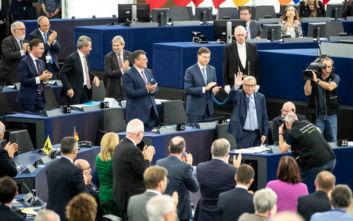 Η αποχαιρετιστήρια ομιλία του Γιούνκερ στο Ευρωκοινοβούλιο με αναφορά στην Ελλάδα