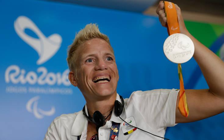 Τέλος στη ζωή της με ευθανασία έβαλε η Παραολυμπιονίκης Marieke Vervoort