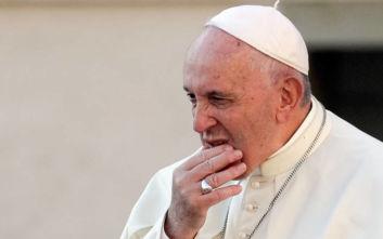 Ο Πάπας Φραγκίσκος ανησυχεί για την κατάσταση στη Χιλή