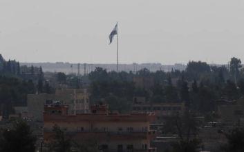 Οι ΗΠΑ καλωσορίζουν το γερμανικό σχέδιο για την εγκαθίδρυση ζώνης ασφαλείας στη βόρεια Συρία