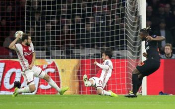 Champions League: «Δραπέτευσε» από το Άμστερνταμ η Τσέλσι, νίκη με ανατροπή η Λειψία