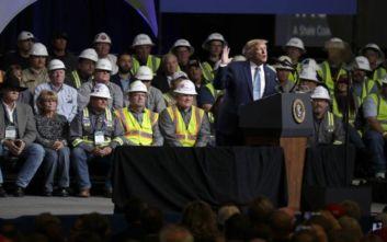 Οι ΗΠΑ αποχωρούν από τη Συμφωνία του Παρισιού για το κλίμα