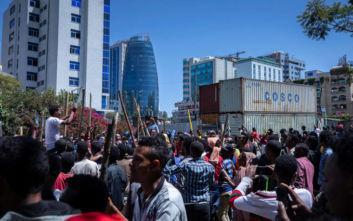 Αιματηρές διαδηλώσεις στην Αιθιοπία κατά του νομπελίστα πρωθυπουργού Άμπιι Αχμέντ