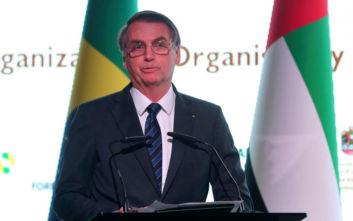 H Φλαμένγκο δεν καλεί τον Μπολσονάρου στον τελικό του Λιμπερταδόρες επειδή θαυμάζει τον Πινοσέτ
