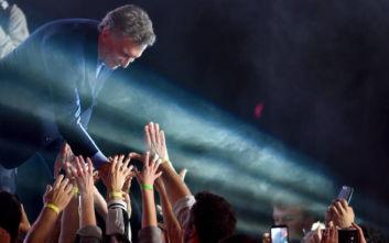 Αργεντινή: Ο περονιστής εκλεγμένος πρόεδρος υπόσχεται «αλλαγή σελίδας», η κεντρική τράπεζα ελέγχει τα κεφάλαια