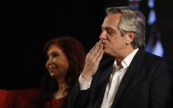 Αργεντινή: Ανοιχτός σε συνεργασία με την απερχόμενη κυβέρνηση ο Αλμπέρτο Φερνάντες