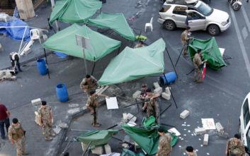 Λίβανος: Τρίτη εβδομάδα κινητοποιήσεων και πολιτικό αδιέξοδο