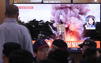 Σύγχυση με την εκτόξευση πυραύλου από τη Βόρεια Κορέα