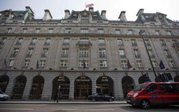 Το πολυτελές ξενοδοχείο Ritz μπορεί να πωληθεί με ποσό μαμούθ