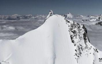 Ανησυχητικά στοιχεία για το κλίμα: Οι ελβετικοί παγετώνες έχασαν το 10% του όγκου τους