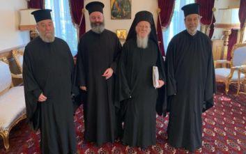 Νέους μητροπολίτες Σεβαστείας και Ειρηνουπόλεως εξέλεξε η Ιερά Σύνοδος