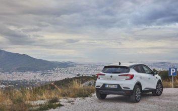 Στην Ελλάδα η παρουσίασή του νέου Renault Captur στον παγκόσμιο Τύπο