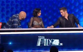 The Final Four: «Πάγωσε» ο Χατζηγιάννης - Αυτός φλερτάρει με τη Ζέτα