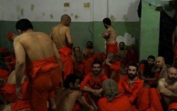 Σε φυλακές της Συρίας 12.000 τζιχαντιστές, το ένα τρίτο νοσεί από ηπατίτιδα και AIDS