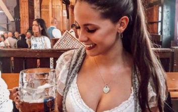 Τα κορίτσια του Oktoberfest που τραβούν τα βλέμματα