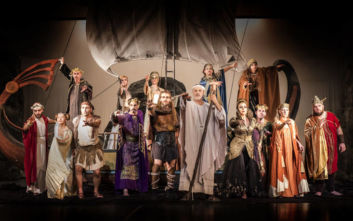 Η «Οδύσσεια» στο Ολύμπια Δημοτικό Μουσικό Θέατρο Μαρία Κάλλας