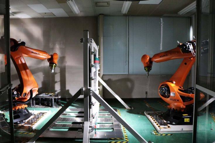 Ρομπότ κατασκευάζουν ανταλλακτικά αυτοκινήτων – Newsbeast
