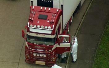 Το σπαρακτικό μήνυμα μέσα από το φορτηγό στο Έσεξ: «Μαμά, πεθαίνω»