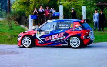 Ο τολμών νίκησε στο 48ο Rally Sprint Θερμαϊκού