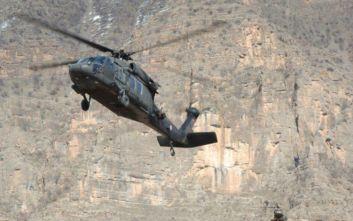 Συνετρίβη τουρκικό μεταγωγικό ελικόπτερο στη Συρία