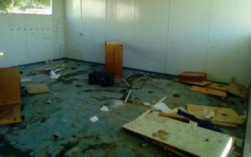 Τις επόμενες ημέρες παραδίδεται το κατεστραμμένο νηπιαγωγείο σε οικισμό Ρομά στα Διαβατά