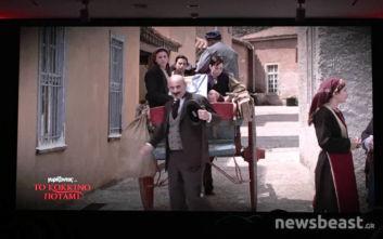 Η ελληνική σειρά με τους 171 ηθοποιούς και τους 1.140 κομπάρσους