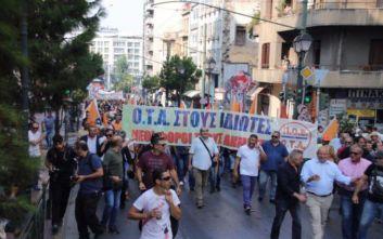 Ψηφίζεται σήμερα το αναπτυξιακό νομοσχέδιο, τρεις συγκεντρώσεις στο κέντρο της Αθήνας