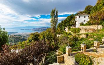 Το «μπαλκόνι» του Πηλίου με τη μαγευτική θέα