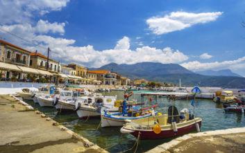 Άγιος Νικόλαος, το γραφικό ψαροχώρι της Μεσσηνίας