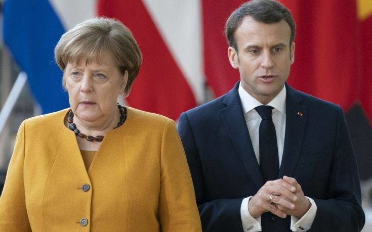 Μακρόν σε Μέρκελ: Η επίθεση της Τουρκίας θα βοηθήσει στην επανεμφάνιση του ISIS