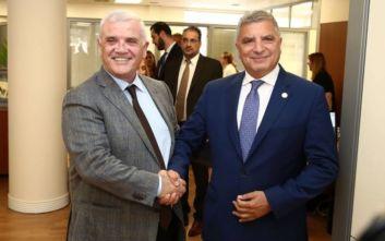 Μελισσανίδης για τη συνάντηση με Πατούλη: Πήραμε τις διαβεβαιώσεις για τα έργα
