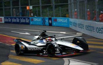 H Nissan συνεχίζει την παρουσία της στη Formula Ε