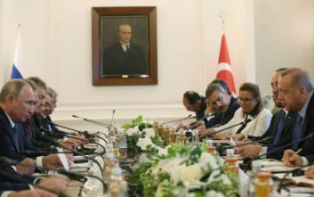 Συμφωνία Ρωσίας-Τουρκίας για συναλλαγές με εθνικό νόμισμα