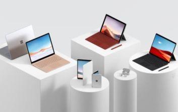 Microsoft: Οι νέες συσκευές φορητών υπολογιστών με δύο οθόνες