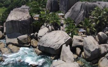 Το μοναδικό resort των βράχων από 3.000 ευρώ