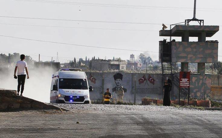 Το Βερολίνο αμφισβητεί την νομιμοποίηση της τουρκικής επέμβασης στη Συρία