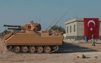 Η Βρετανία αναστέλλει τις εξαγωγές όπλων προς την Τουρκία