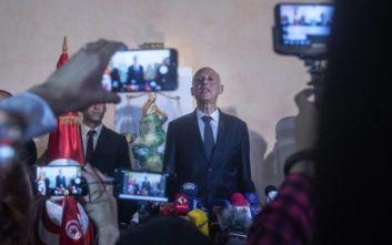 Τυνησία: Ο συνταγματολόγος Σαΐντ εκλέχθηκε πρόεδρος με το 72,71% των ψήφων