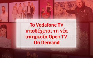 Το Vodafone TV εμπλουτίζει κι άλλο τον On Demand κατάλογό του
