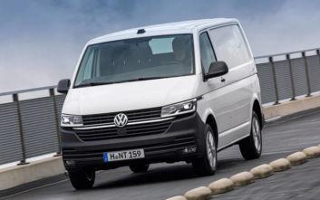 Το νέο Volkswagen Transporter 6.1 έφτασε στην Ελλάδα