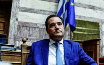Άδωνις Γεωργιάδης για Εξάρχεια: Θα ήθελα να δω την Αστυνομία να σπάει την πόρτα