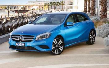 Ανάκληση 106 οχημάτων Mercedes CLA και A-Class
