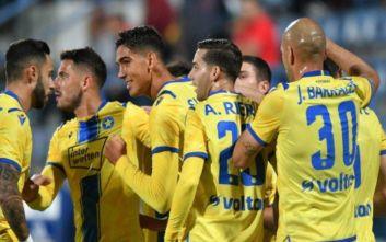 Αστέρας Τρίπολης - Λαμία 4-1: Την σκόρπισε και απομακρύνθηκε από την ουρά
