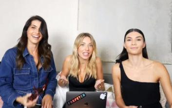 Τα κορίτσια του GNTM 1 σχολιάζουν όλα όσα συμβαίνουν στο GNTM 2