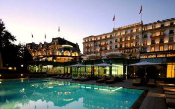 Το θρυλικό ξενοδοχείο όπου υπογράφηκε η Συνθήκη της Λωζάνης