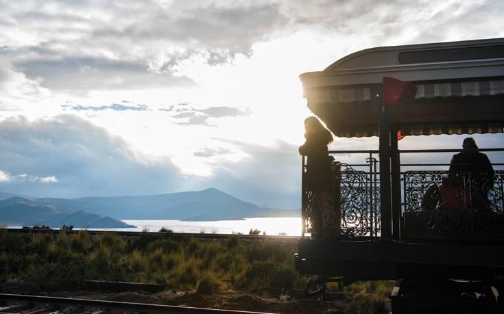 Αυτό είναι το πιο πολυτελές τρένο στον πλανήτη – Newsbeast